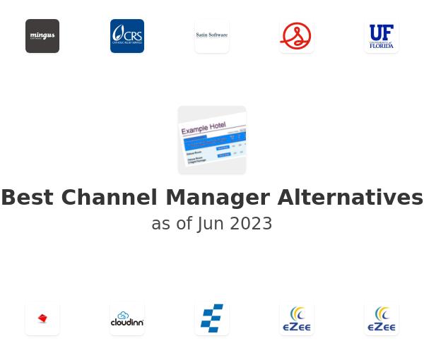 Best Channel Manager Alternatives