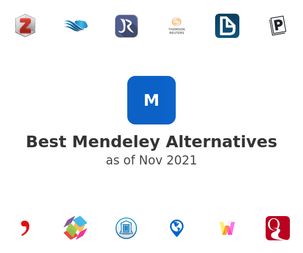 Best Mendeley Alternatives