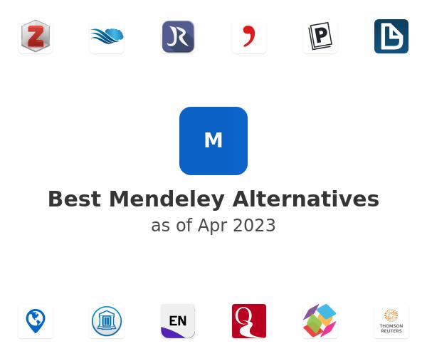 Best Mendeley Alternatives