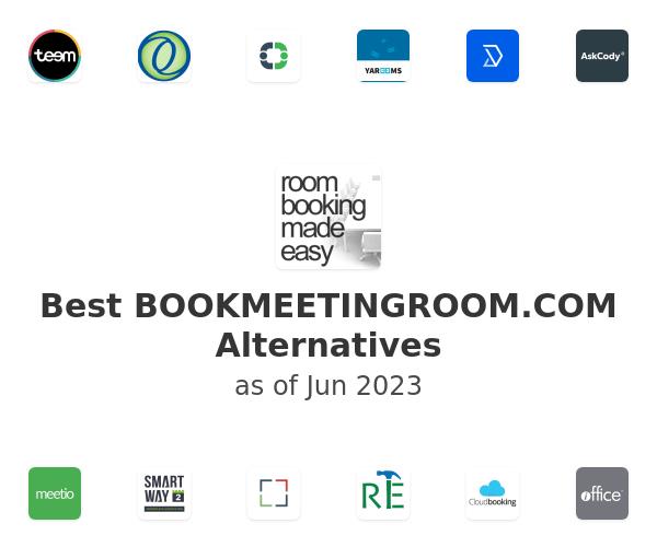 Best BOOKMEETINGROOM.COM Alternatives