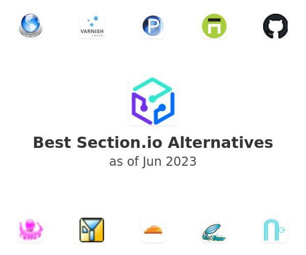 Best Section.io Alternatives