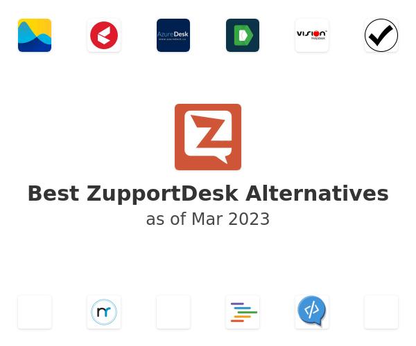 Best ZupportDesk Alternatives