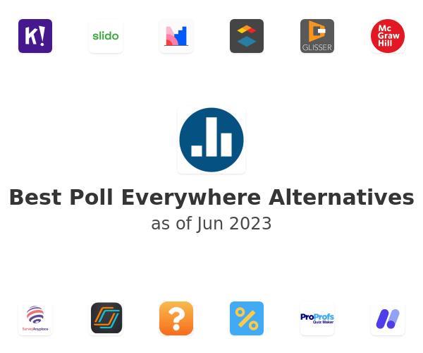 Best Poll Everywhere Alternatives