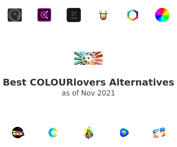 Best COLOURlovers Alternatives