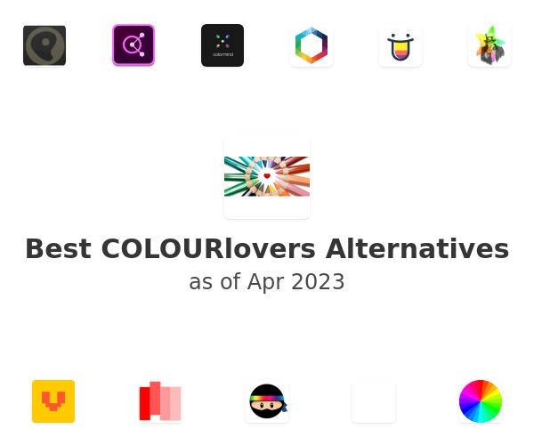 Best COLOURlovers Alternatives
