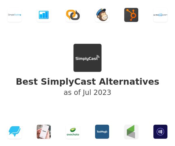 Best SimplyCast Alternatives