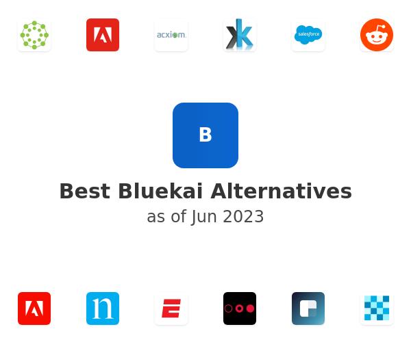 Best Bluekai Alternatives