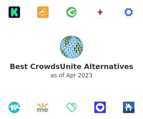 Best CrowdsUnite Alternatives