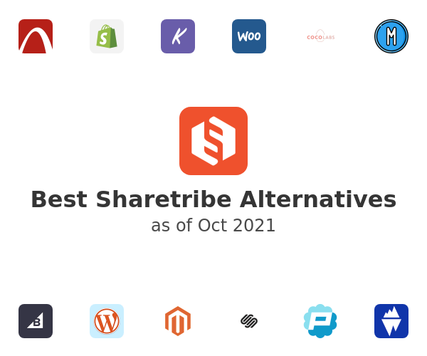 Best Sharetribe Alternatives