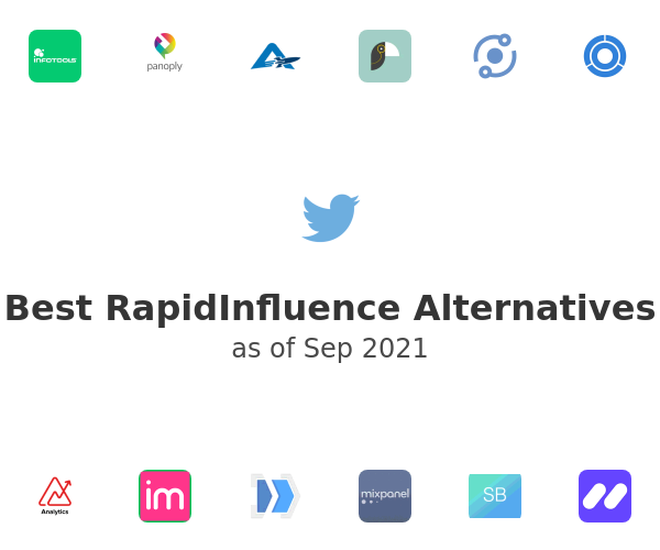 Best RapidInfluence Alternatives
