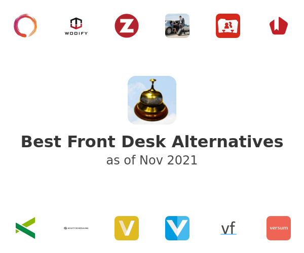 Best Front Desk Alternatives
