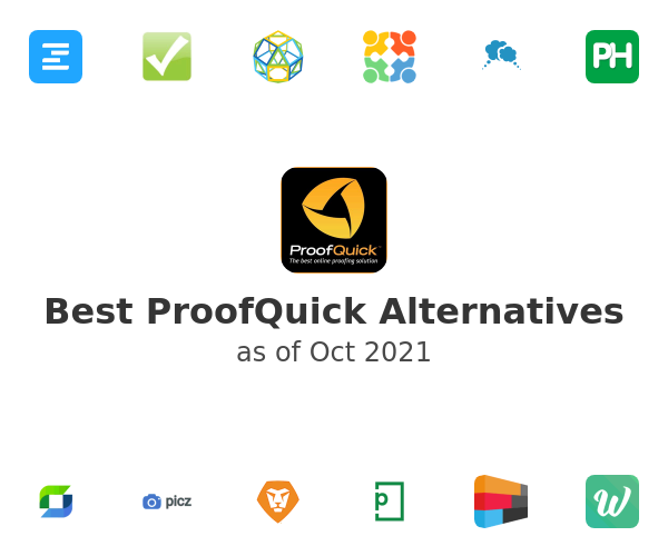 Best ProofQuick Alternatives