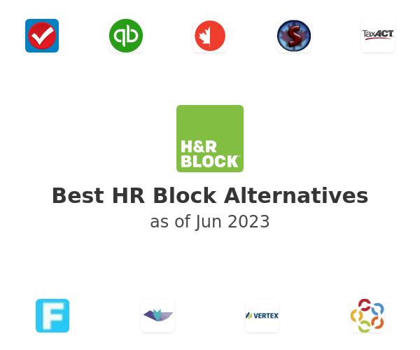 Best HR Block Alternatives
