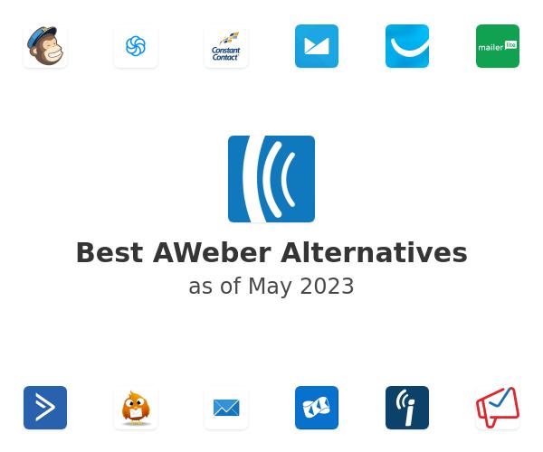 Best AWeber Alternatives