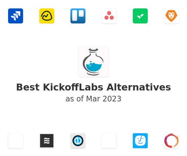 Best KickoffLabs Alternatives