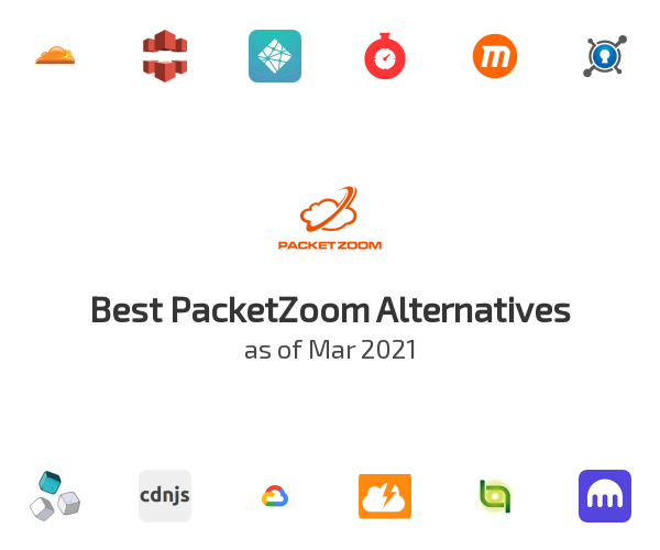 Best PacketZoom Alternatives