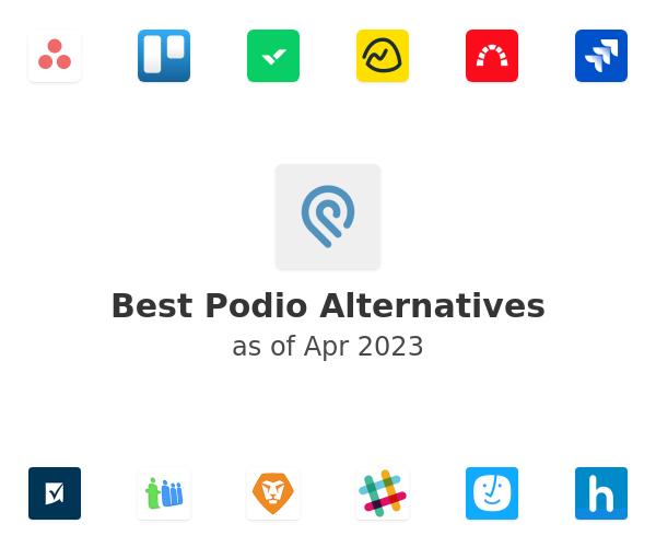 Best Podio Alternatives