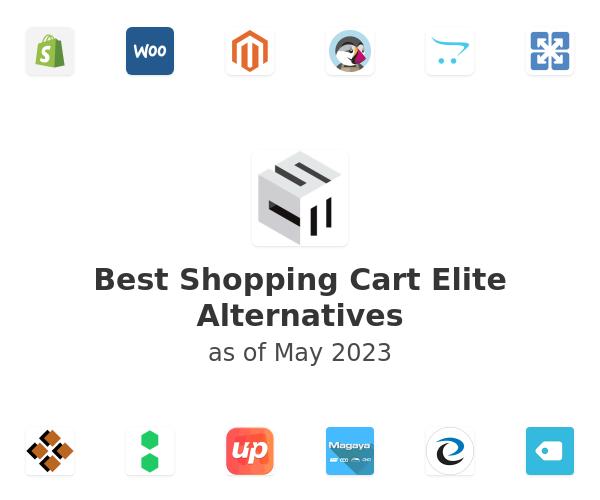 Best Shopping Cart Elite Alternatives