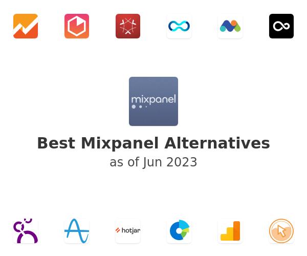 Best Mixpanel Alternatives
