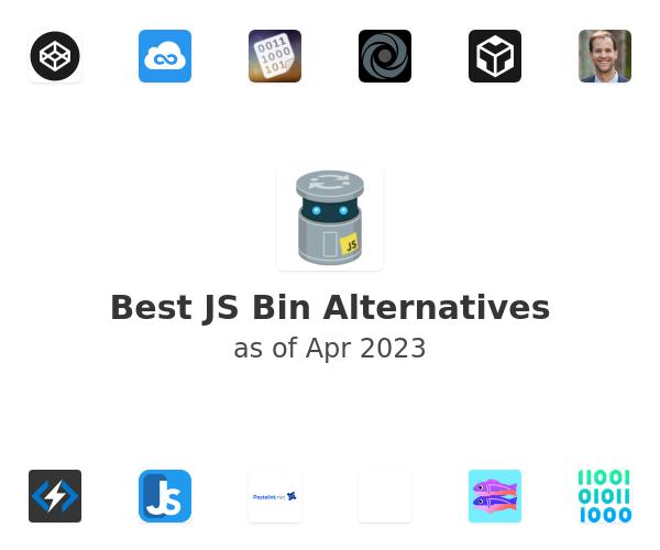 Best JS Bin Alternatives