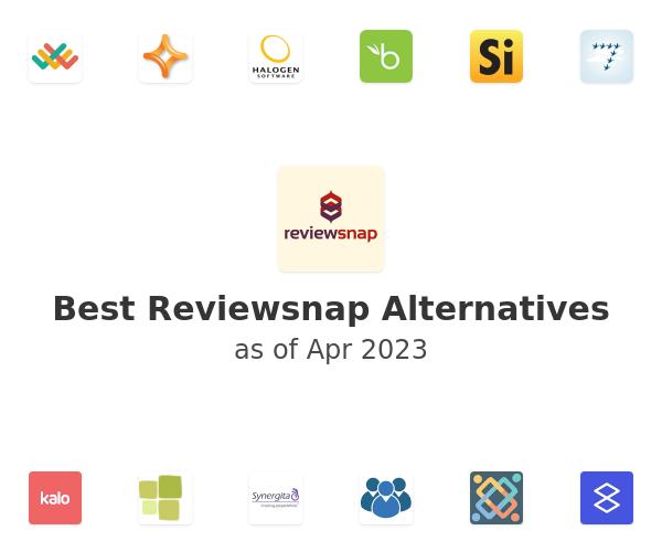 Best Reviewsnap Alternatives