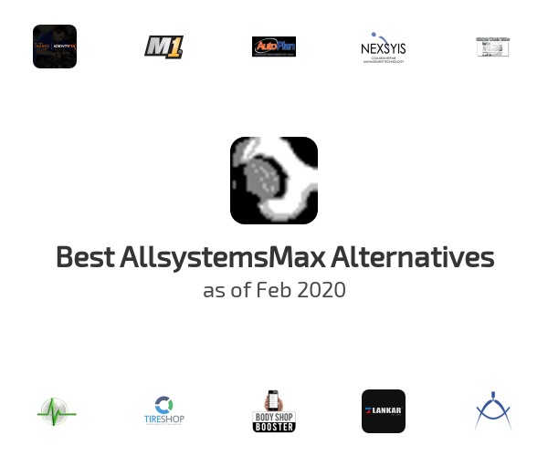 Best AllsystemsMax Alternatives