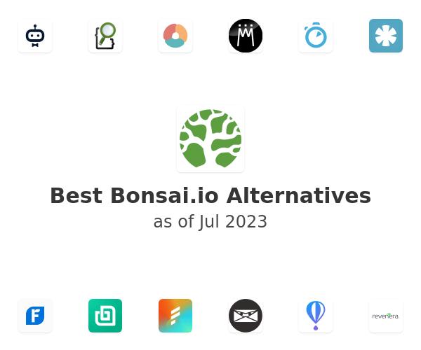 Best Bonsai.io Alternatives