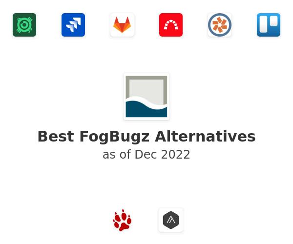 Best FogBugz Alternatives