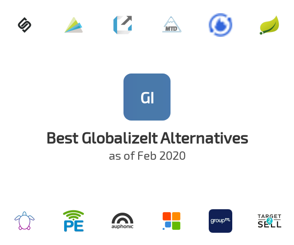 Best GlobalizeIt Alternatives
