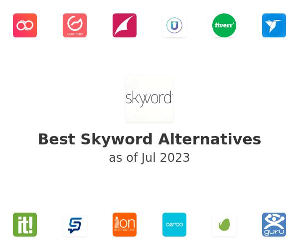 Best Skyword Alternatives