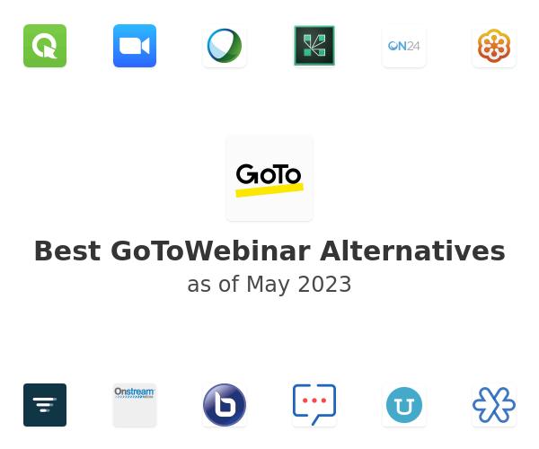 Best GoToWebinar Alternatives