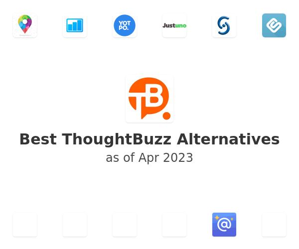 Best ThoughtBuzz Alternatives