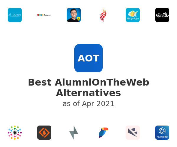 Best AlumniOnTheWeb Alternatives