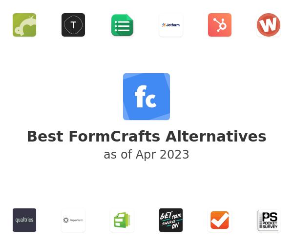 Best FormCrafts Alternatives