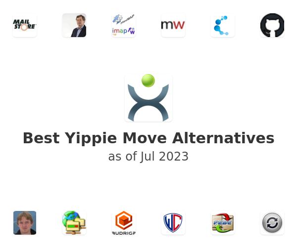 Best Yippie Move Alternatives