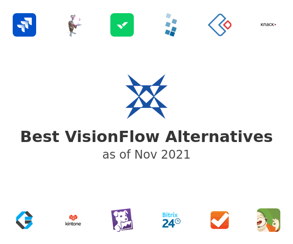 Best VisionFlow Alternatives