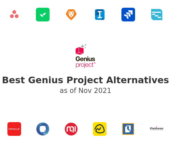 Best Genius Project Alternatives