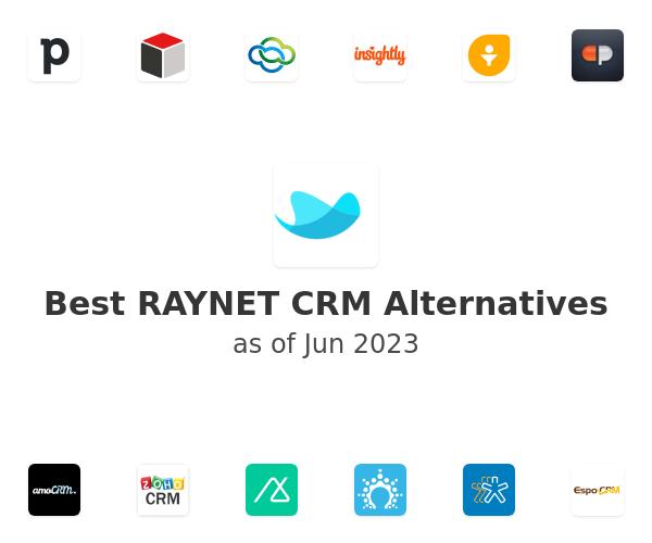 Best RAYNET CRM Alternatives