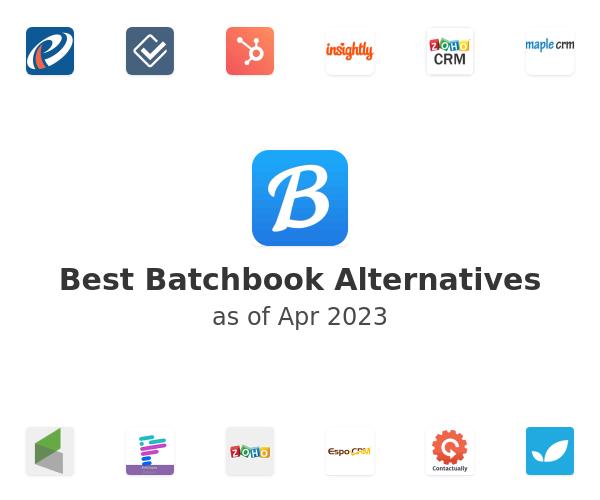 Best Batchbook Alternatives