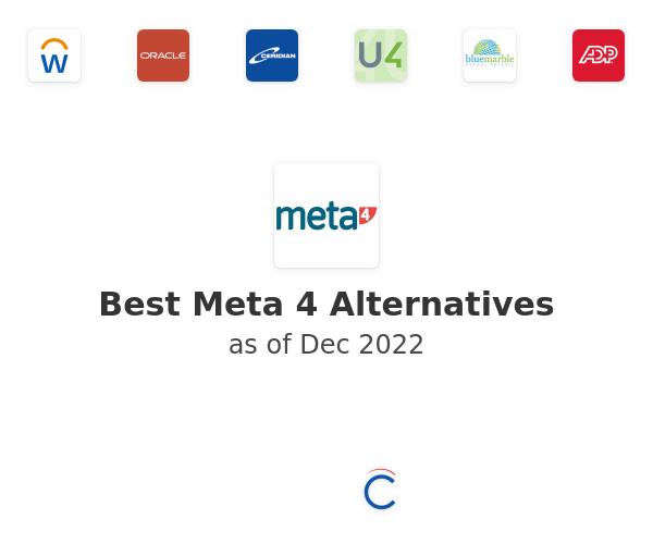 Best Meta 4 Alternatives