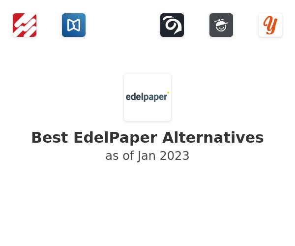 Best EdelPaper Alternatives