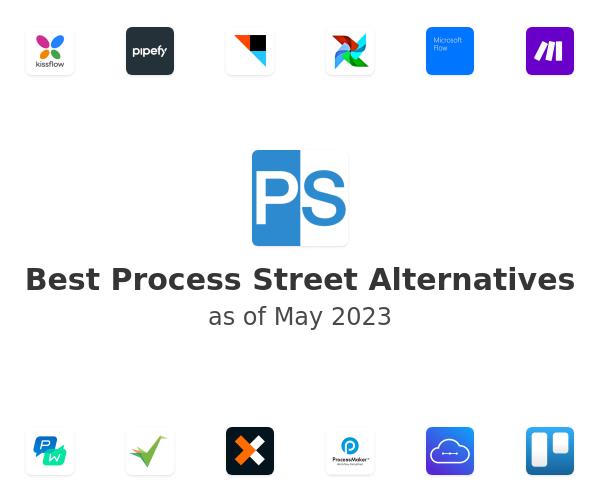 Best Process Street Alternatives