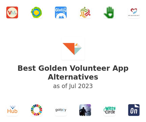 Best Golden Volunteer App Alternatives