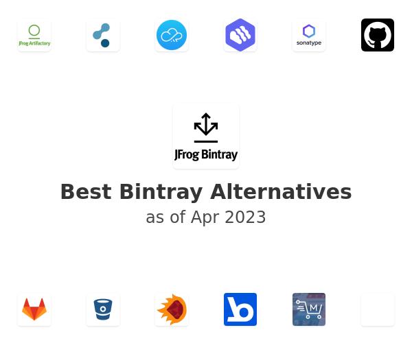 Best Bintray Alternatives