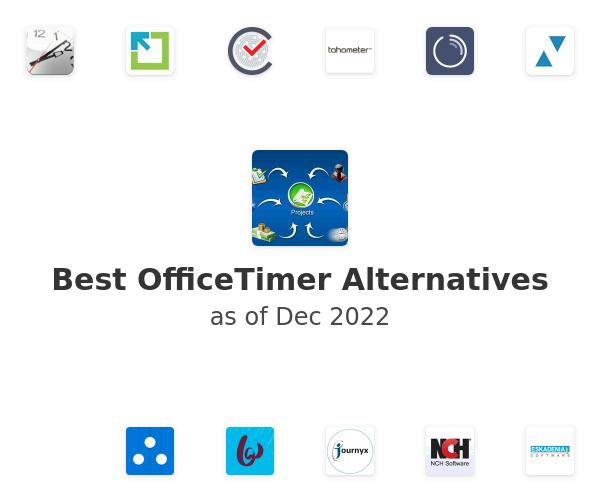 Best OfficeTimer Alternatives
