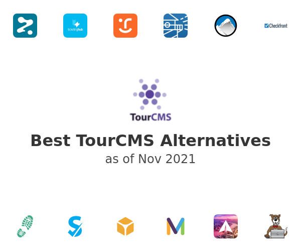 Best TourCMS Alternatives