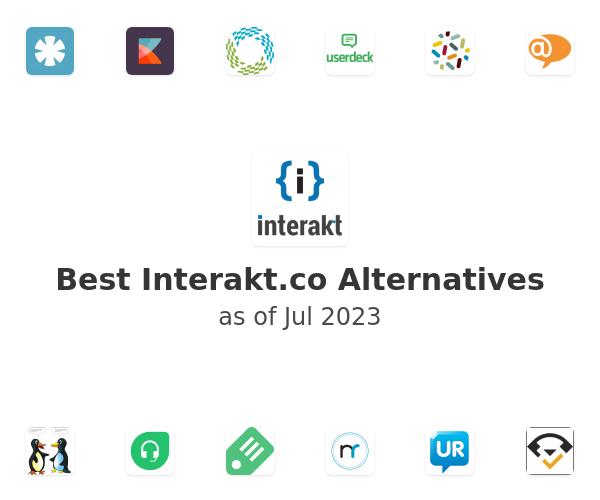 Best Interakt.co Alternatives