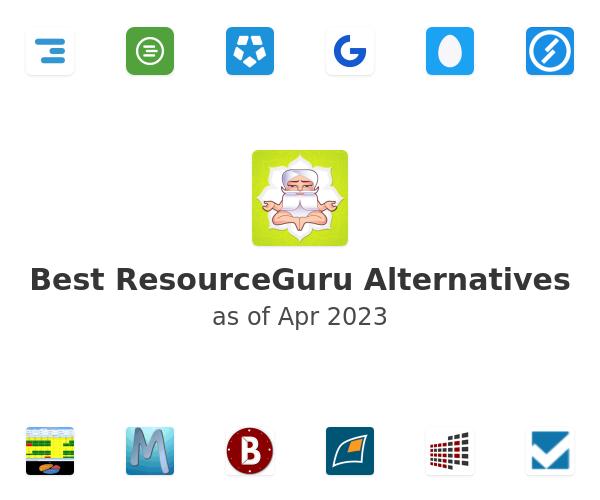 Best ResourceGuru Alternatives