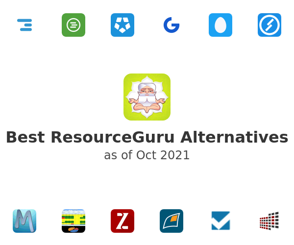 Best ResourceGuru Alternatives