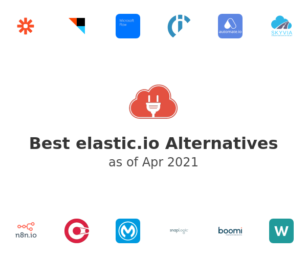 Best elastic.io Alternatives
